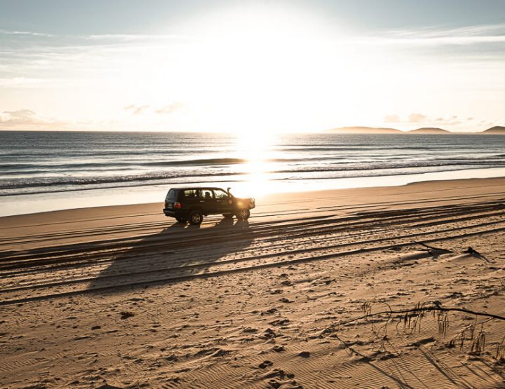 Fraser Island 4x4 self drive: a 3 day itinerary to this famous island in Australia