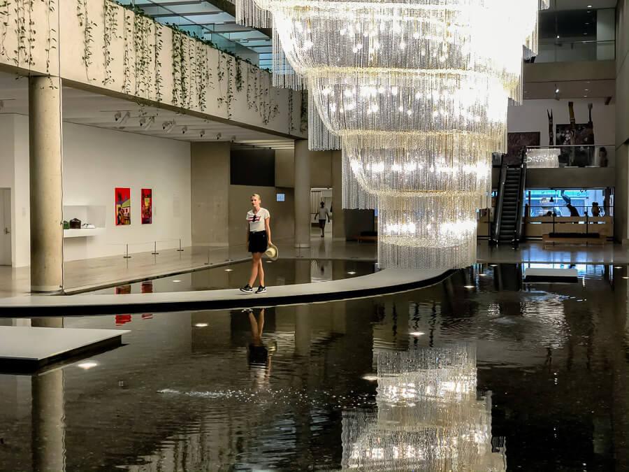 Travel guide Brisbane Museum of Modern Art 2
