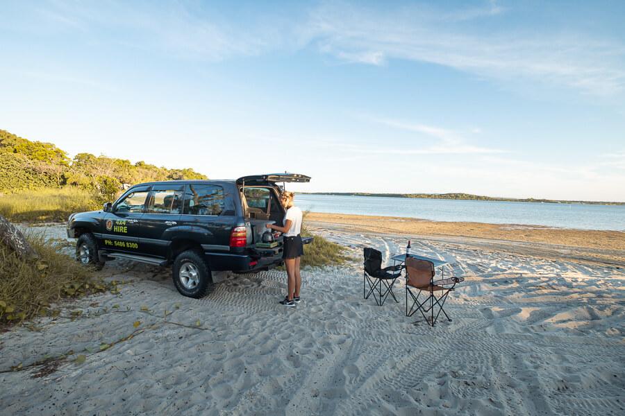 Travel guide Fraser Island Australia