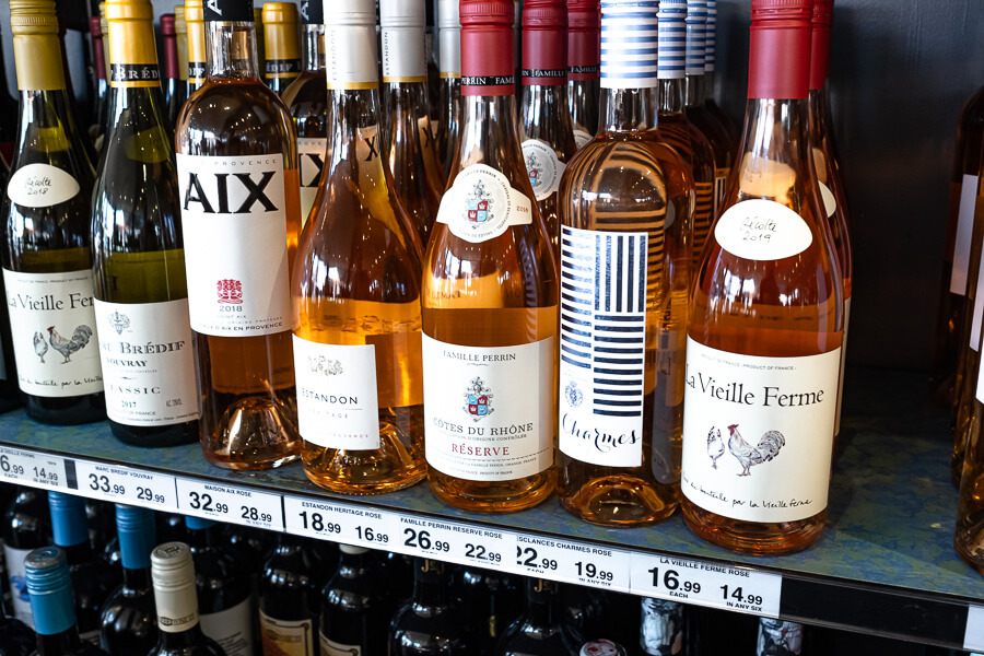 Travel guide byron Where to buy wine