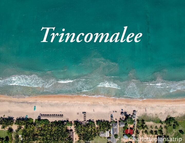 Trincomalee travel guide: endless white beaches in Sri Lanka