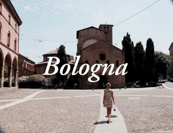 Travel guide Bologna (Italy): the best restaurants and things do to!