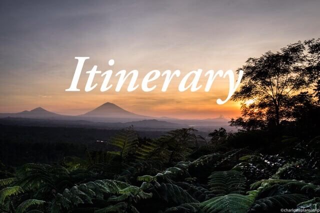 Two beautiful itineraries for Bali: tips for the ultimate Bali itinerary in two or three weeks!