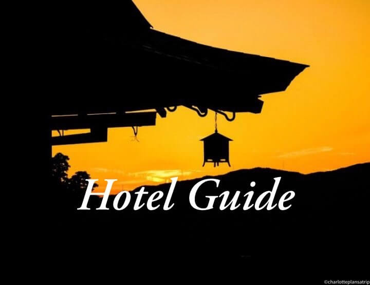 Hotel guide Japan: the best hotels in Japan!