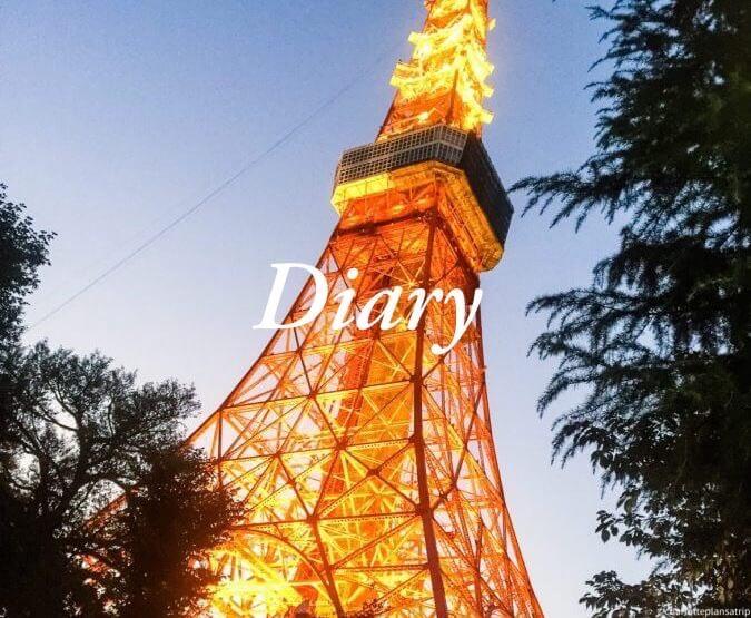 Diary blog: Tokyo & Kamakura in Japan