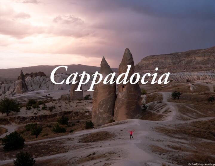 Bezienswaardigheden in Cappadocië, Turkije! Wat te doen in 5 dagen?