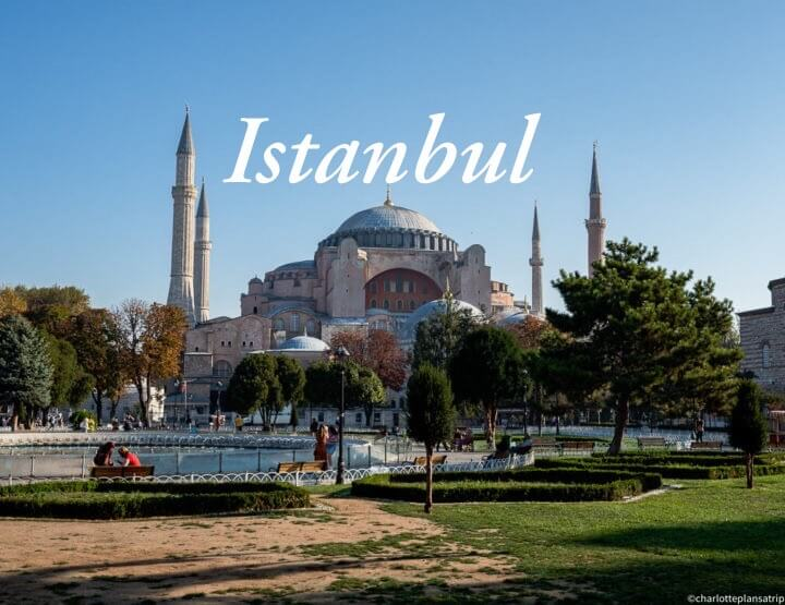 All about Istanbul in Turkey: Our experiences + tips on Istanbul!