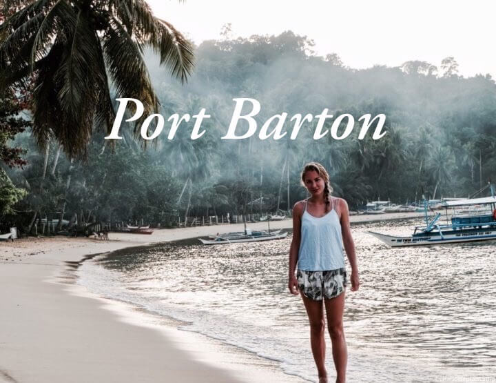 All about Port Barton the Philippines: tips + our experiences from Palawan!