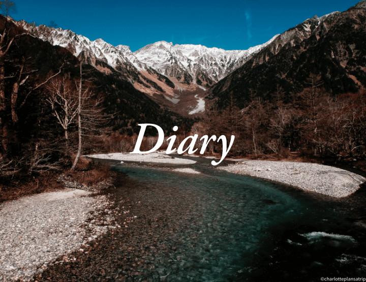 Diary blog: De Japanse Alpen en Kyoto
