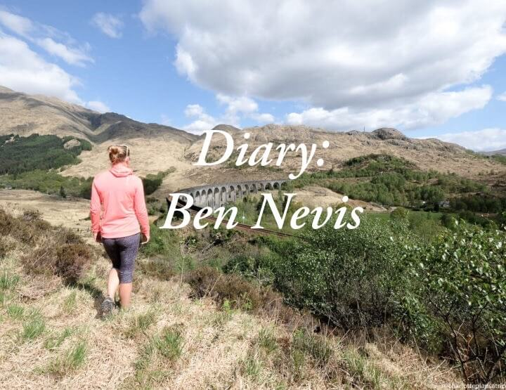 Diary blog: Ben Nevis, Ben Arthur and more of Scotland