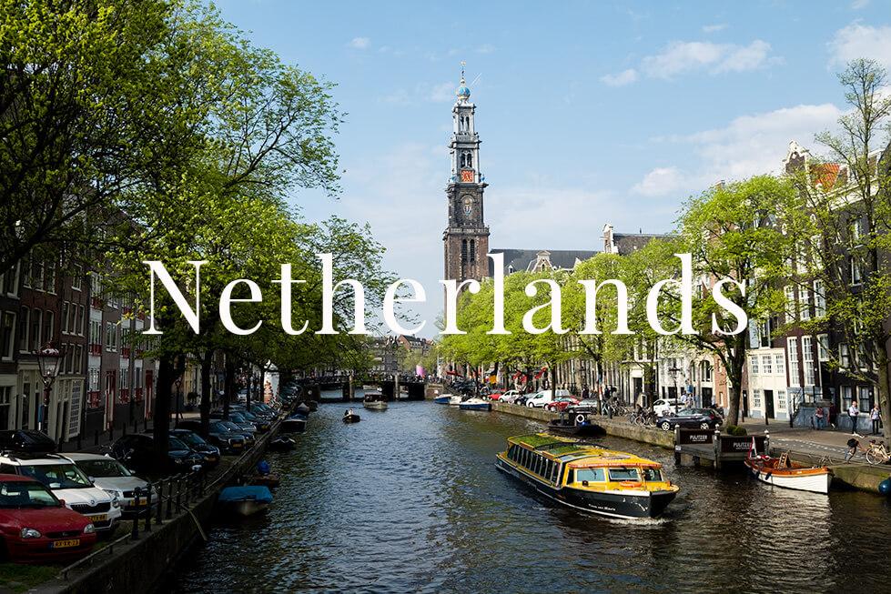 Amsterdam Charlotte Plans a Trip