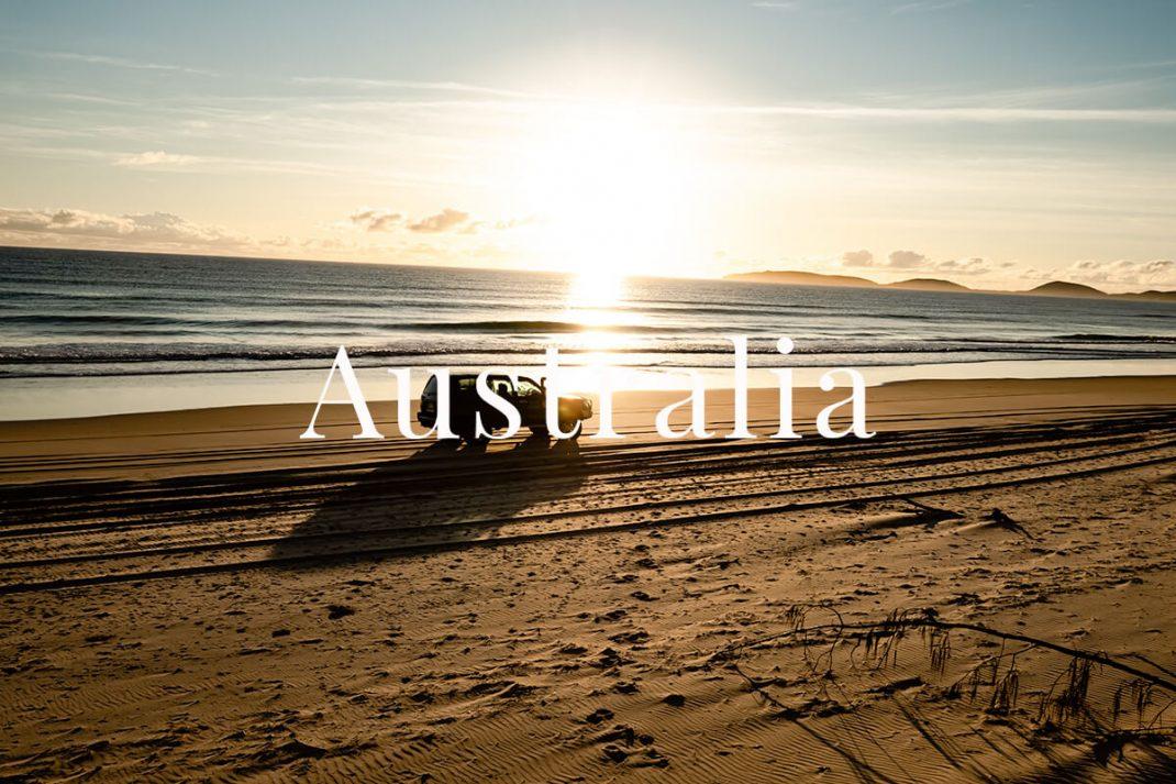 Australia Charlotte Plans a Trip