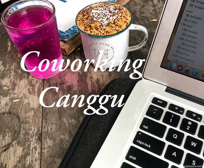 The 11 best free coworking locations and work-friendly cafés in Canggu & Berawa on Bali!
