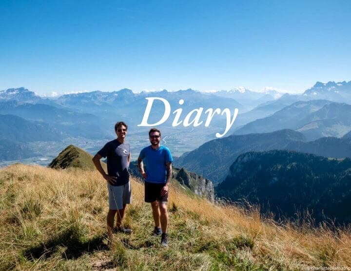 Diary blog: three amazing days in French-speaking Switzerland, Romandy!