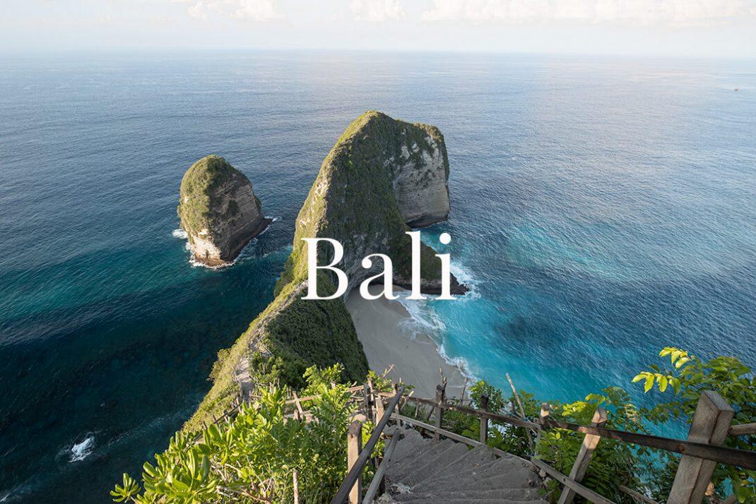 Bali Charlotte Plans a Trip