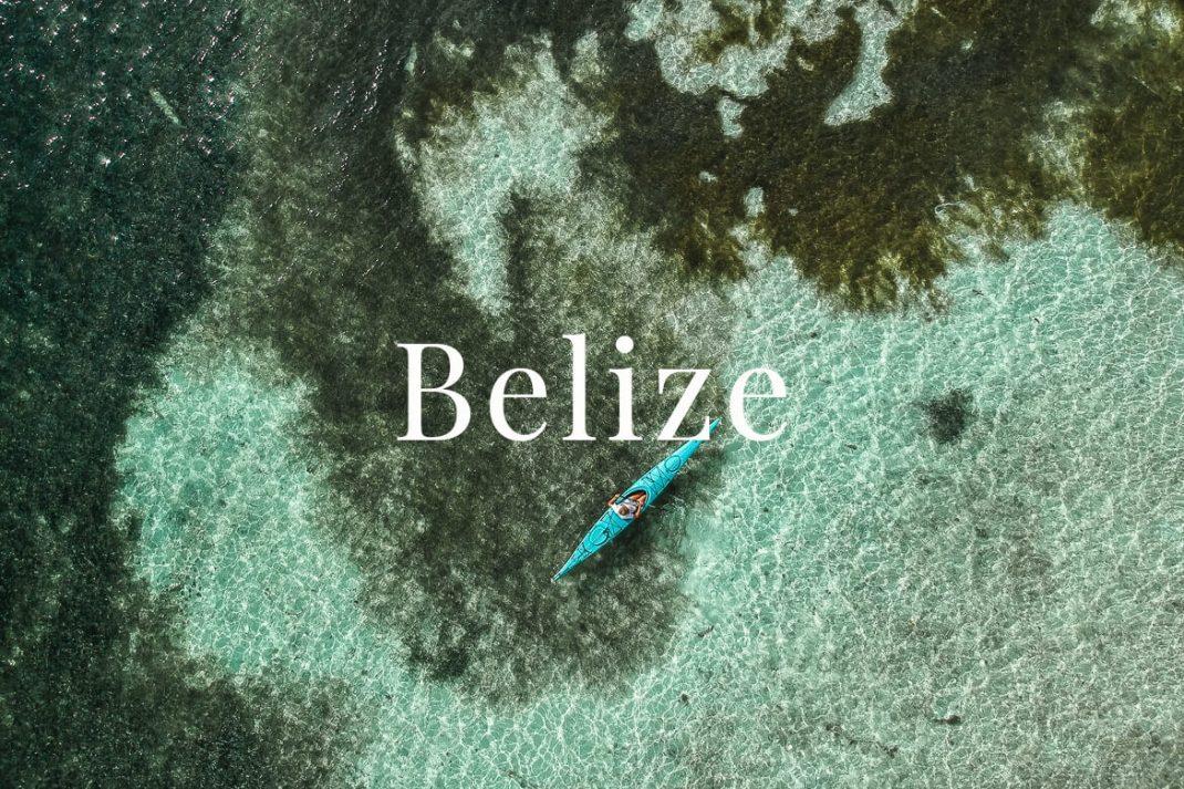 Belize Charlotte Plans a Trip