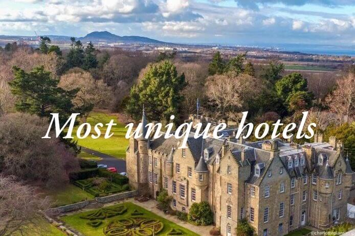 Best places to stay in Scotland: Castle hotels and B&Bs in the Scottish Highlands!