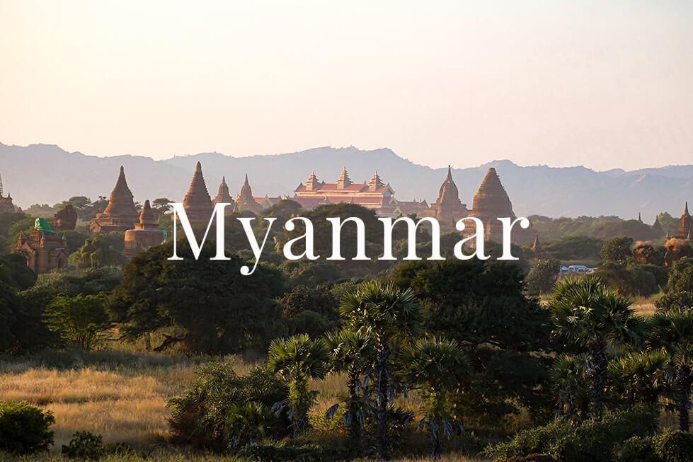 Birma Charlotte Plans a Trip