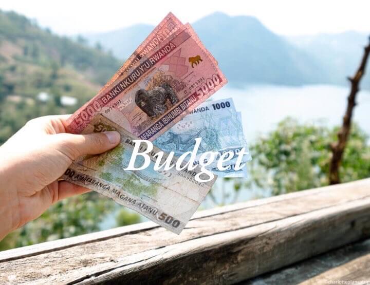 Rwanda budget: wat kost een reis door Rwanda en prijs informatie!