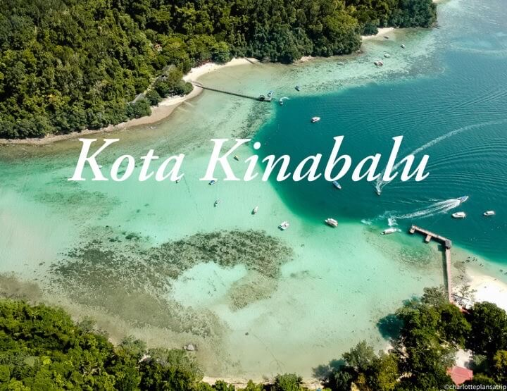 Kota Kinabalu travel guide: a perfect base for exploring Sabah in Malaysia!