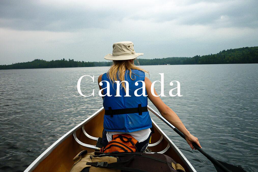 Canada Charlotte Plans a Trip