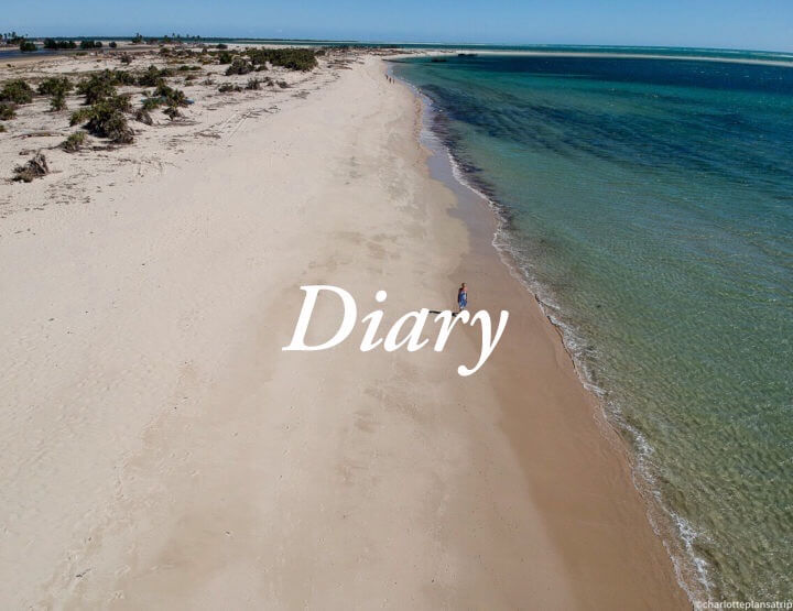 Diary blog Madagascar: Ile Sainte-Marie, Antsirabe & Avenue des Baobabs!