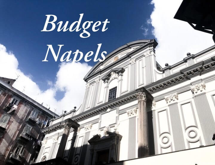 Budget tips: What did I spend on a budget citytrip to Naples (Italy)?