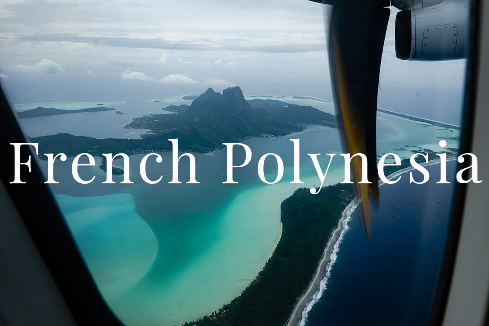French Polynesia Charlotte Plans a Trip