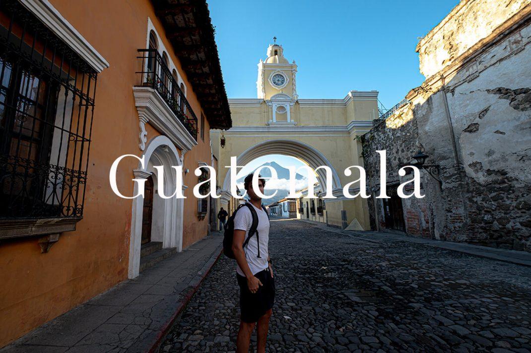 Guatemala Charlotte Plans a Trip