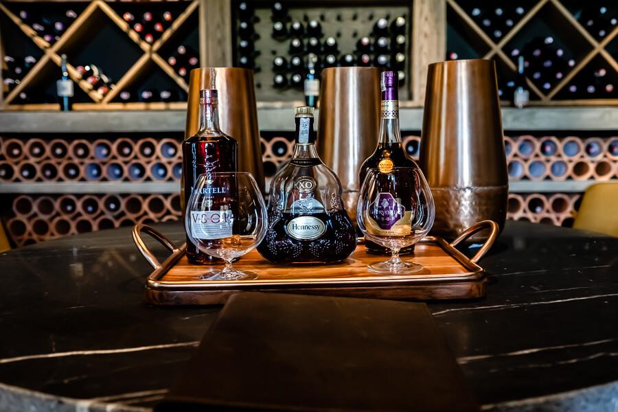 Hennessy XO Cognac safari drink Rwanda