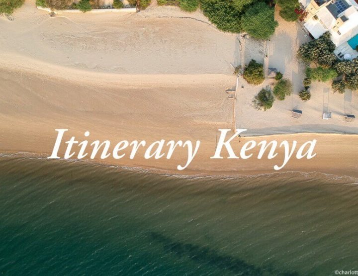 Itinerary Kenya: 2 & 3 week itineraries for backpacking Kenya!