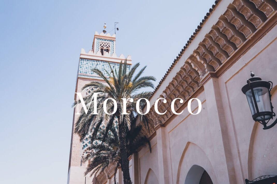 Morocco Marrakech