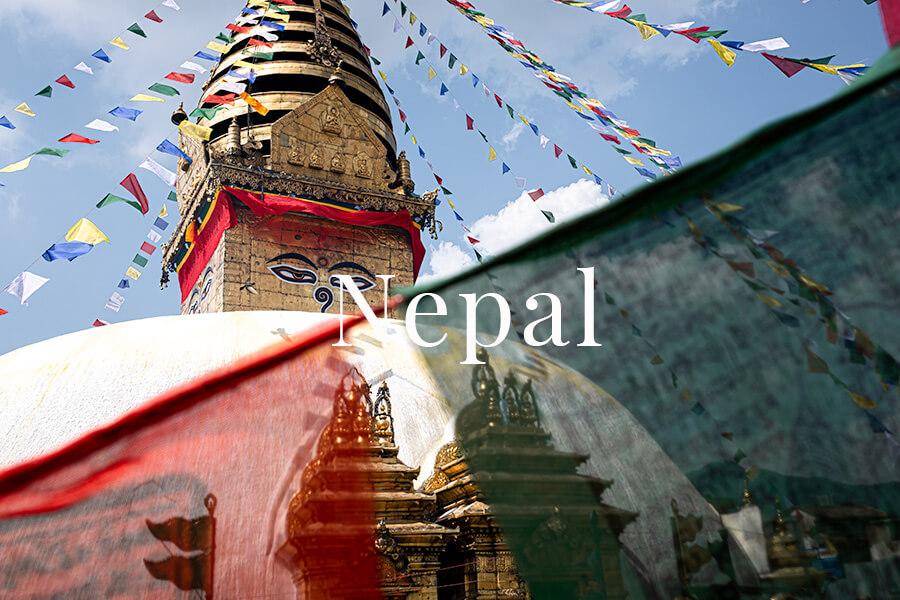 Nepal Charlotte Plans a Trip