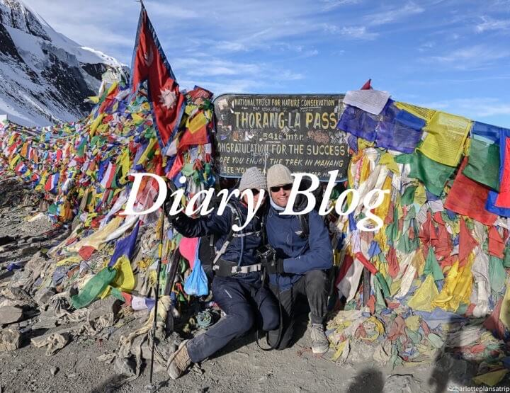 Diary: the Annapurna Circuit, our highest hike ever (5416 meters!) in Nepal