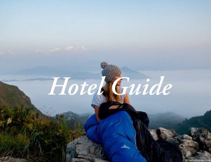 Nepal hotel guide: the best and nicest hotels in Nepal!
