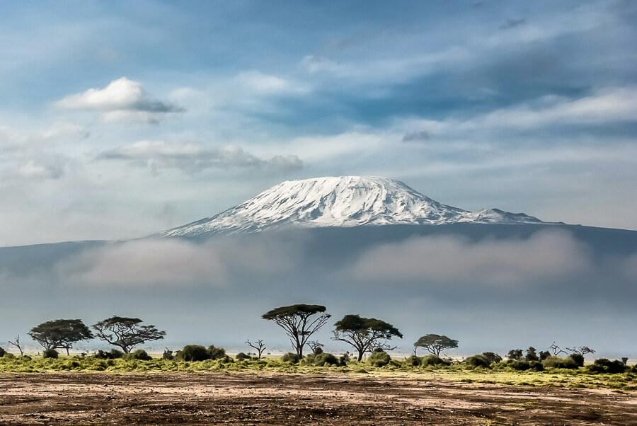 Safari Kenya Mt Kilimanjaro