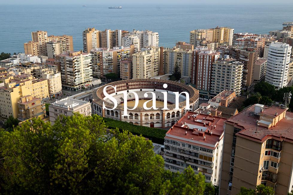 Spain Charlotte Plans a Trip