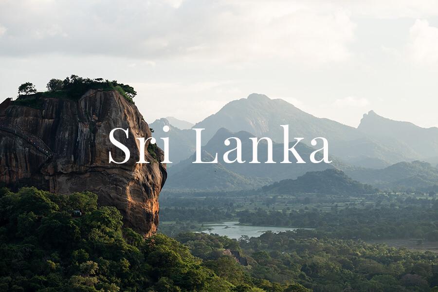 Sri Lanka Charlotte Plans a Trip