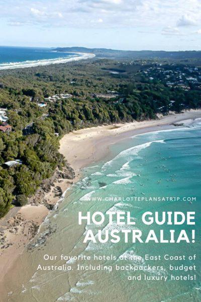 The ultimate hotel guide for Australia