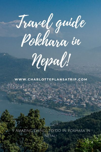 Travel guide pokhara in Nepal