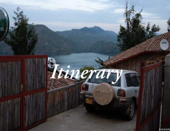 Travel itinerary Rwanda: One week itinerary for a holiday in Rwanda