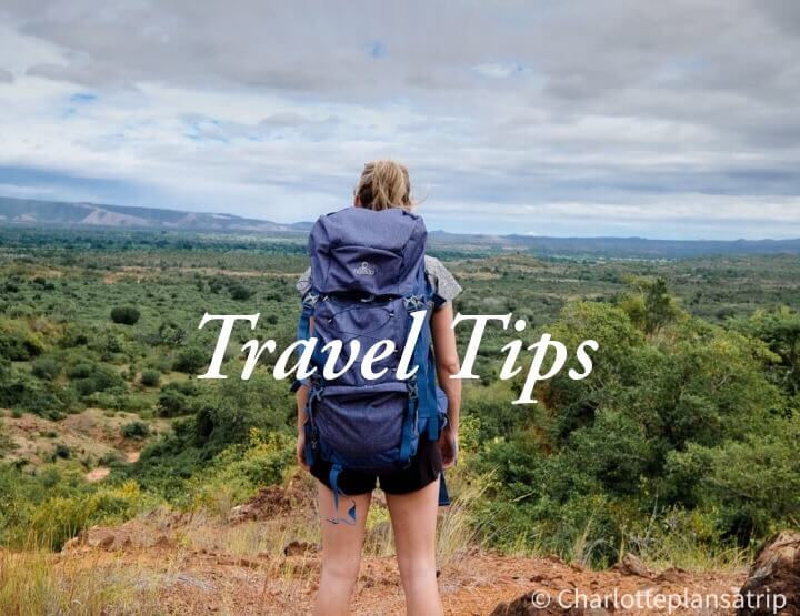 Africa Packing List: essential packing tips for East Africa and Madagascar!