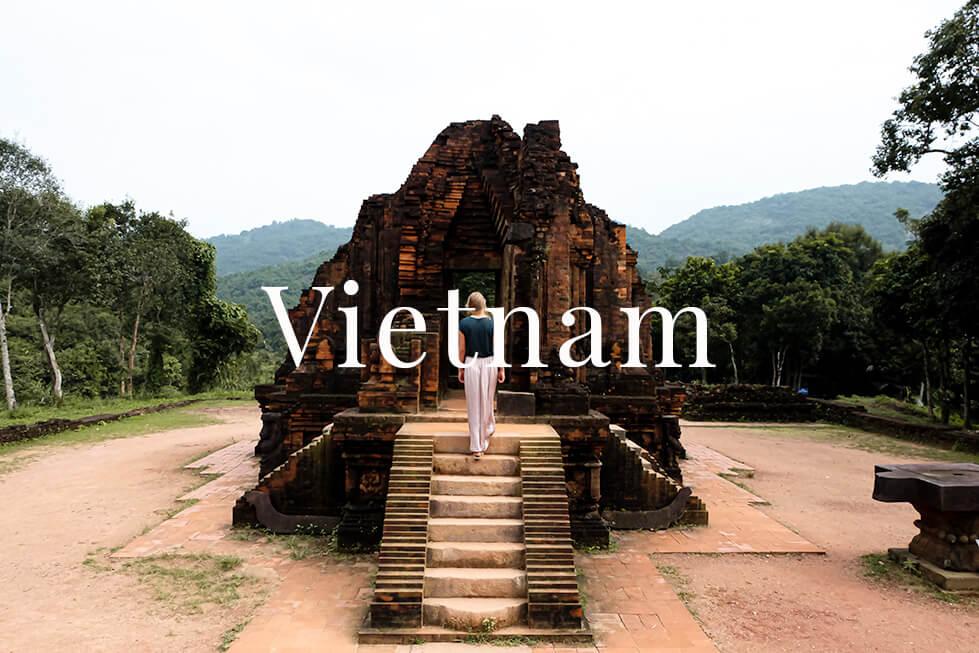 Vietnam Charlotte Plans a Trip