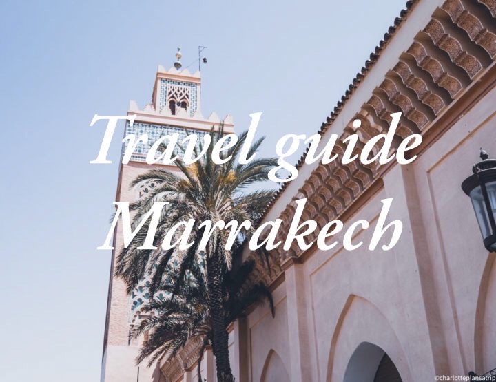 Marrakech blog: De vijf leukste bezienswaardigheden in Marrakech in Marokko!