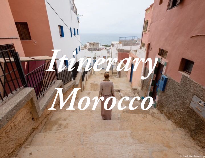 Itinerary Morocco: a 10-day itinerary for a road trip through South Morocco!