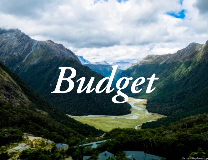 Budget New Zealand: costs and prices of travelling through New Zealand!