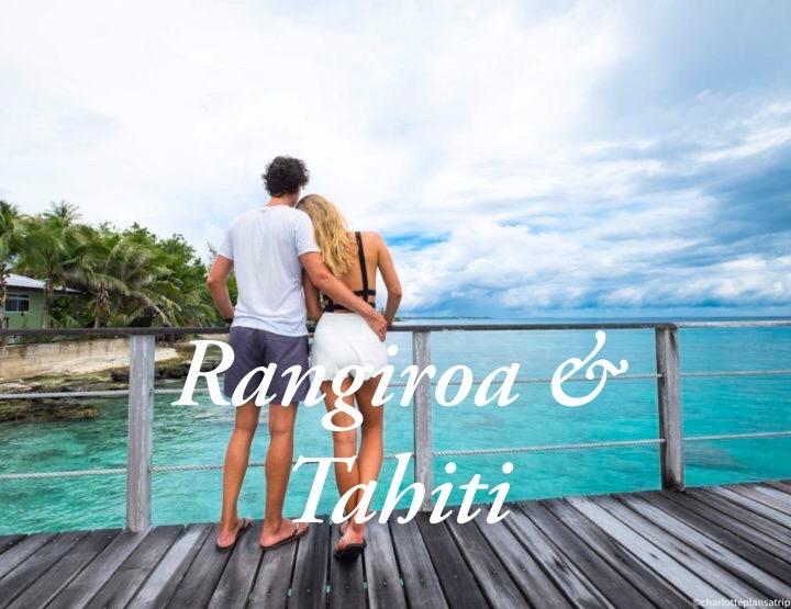 Diary: Frans-Polynesië, Rangiroa & Tahiti