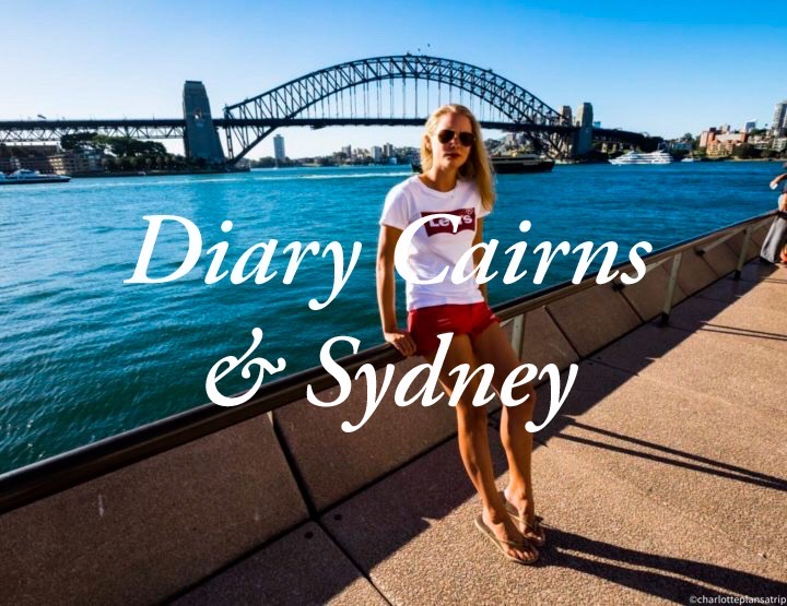 Diary blog: Cairns en Sydney in Australië