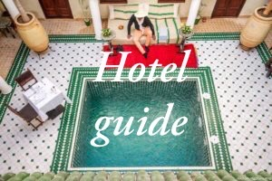 Hotel guide: the best, coolest and hippest accommodations in Morocco!