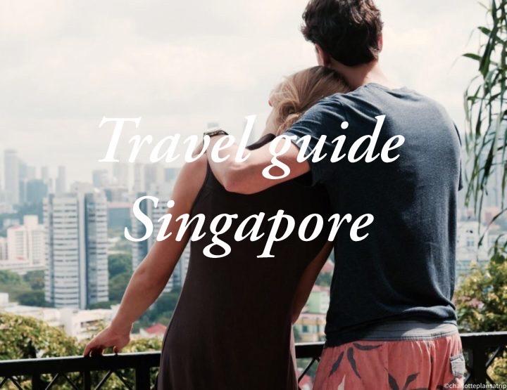 Reisgids voor Singapore: vier geweldige dagen in deze mooie stad!